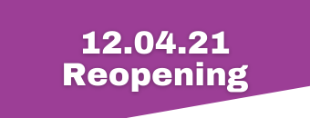 Guildford Spectrum Reopening 12th April