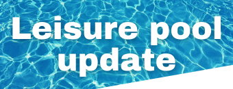 Tier 3 leisure pool update