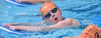 Guildford Spectrum Swim School is making waves!