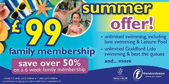 Summer sorted in Guildford