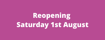 Guildford Spectrum to reopen Saturday 1st August
