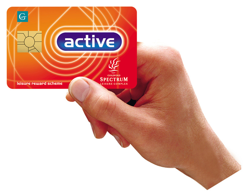 Active Card