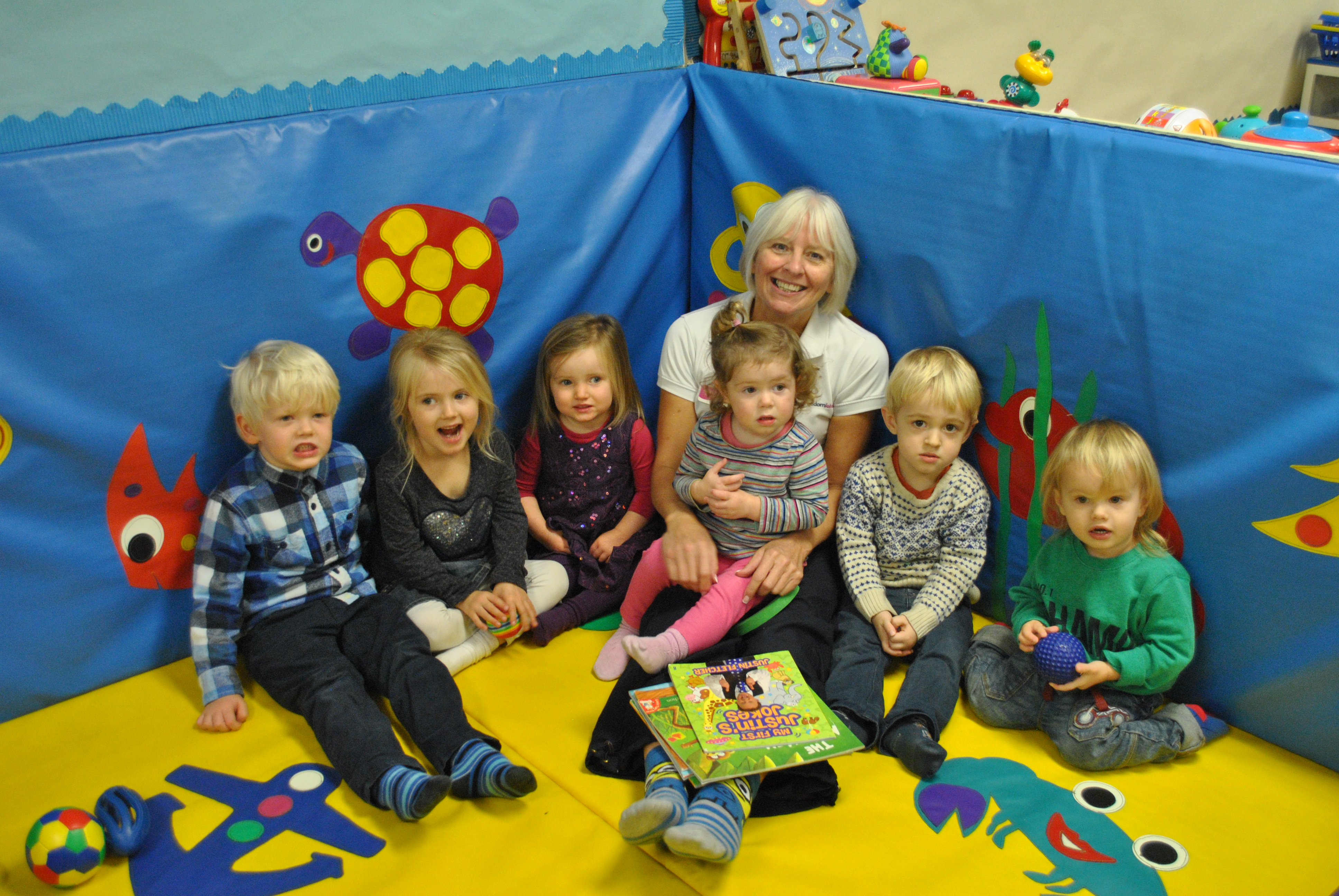 Spectrum crèche praised in Ofsted report