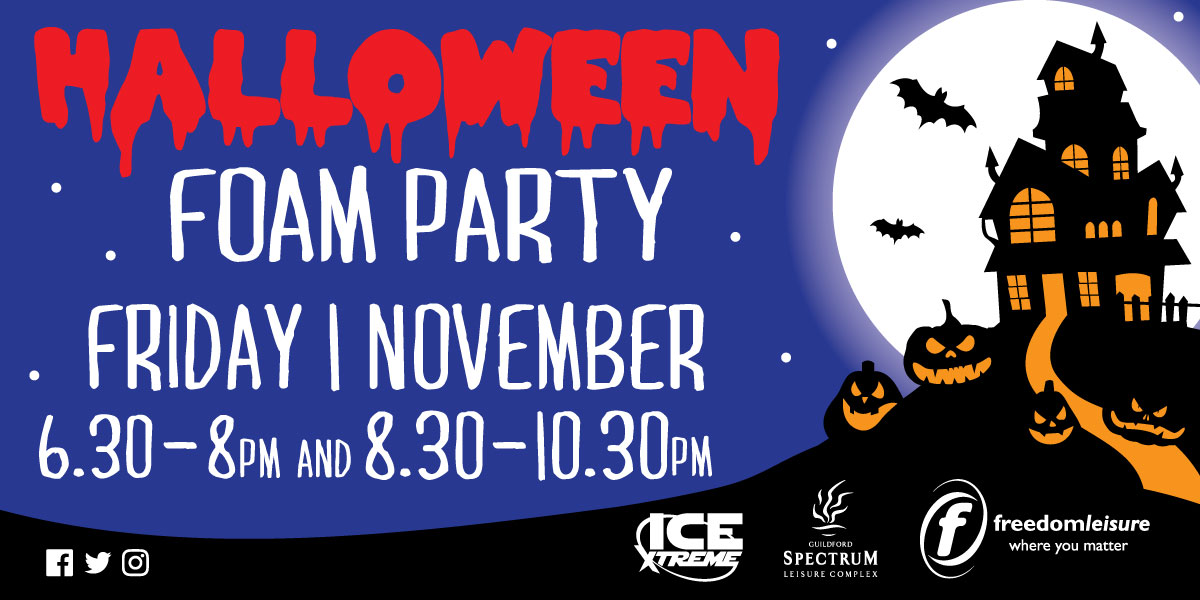 Halloween at Guildford Spectrum