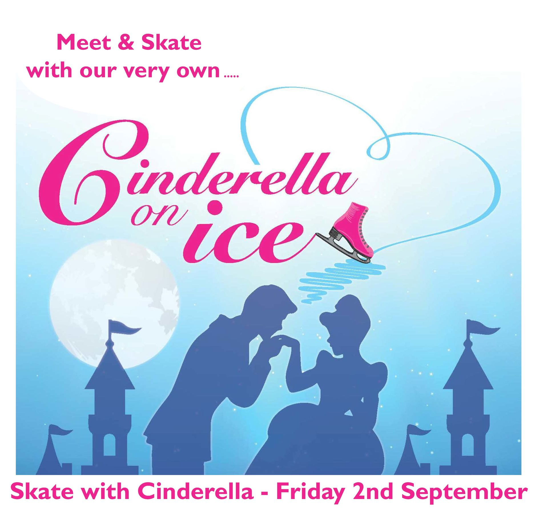 Meet and Skate with Cinderella