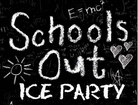 Schools Out Ice Disco - Paint Party