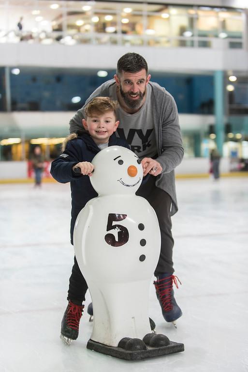 Family Snowman